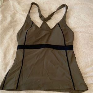 Other - Sporty tankini top